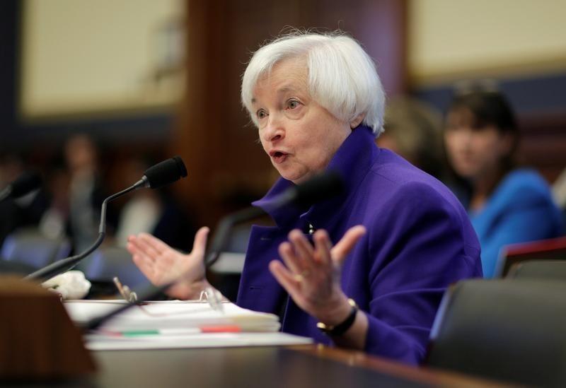 Marché : Janet Yellen évoque de nouveaux outils en cas de récession