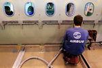 Inquiétude des syndicats sur la réorganisation d'Airbus