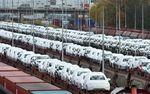Marché : Le marché auto allemand en forte hausse en septembre