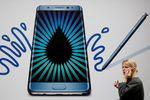 Marché : Samsung arrête la production des Galaxy Note 7