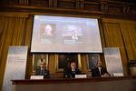 Marché : Le Nobel d'économie 2016 à deux théoriciens du contrat