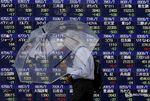 Tokyo : La Bourse de Tokyo finit en hausse de 0,31%