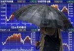 Tokyo : La Bourse de Tokyo finit en hausse de 1,05%