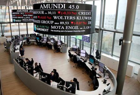 Marché: Les Bourses européennes en hausse avant l'audition de Yellen
