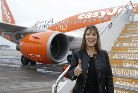 Marché : Carolyn McCall quitte easyJet pour diriger ITV