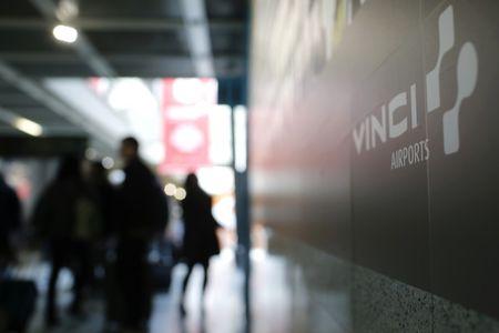 Vinci prêt à se renforcer dans ADP en cas de privatisation