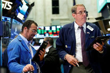 Marché : Wall Street recule, lestée par Donald Trump avant Jackson Hole