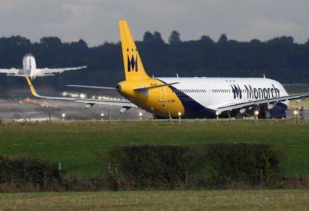 La compagnie aérienne Monarch Airlines en faillite, 110000 passagers bloqués à l'étranger