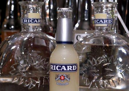 Croissance interne de 5,7% au 1er trimestre — Pernod-Ricard