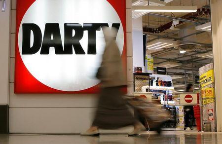 Données perso : 100.000 euros d'amende pour Darty