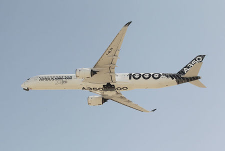 Marché : Philippine Airlines envisage l'acquisition d'Airbus A350-1000