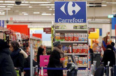 Marché: Carrefour et Système U s'allient dans les achats pour 5 ans