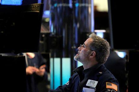 Rebond en vue après le décrochage de la veille — Wall Street