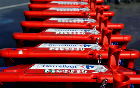 Carrefour proposera de faire ses courses via Google en 2019