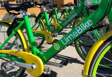 Alphabet et Uber investissent dans Lime — Mobilité urbaine