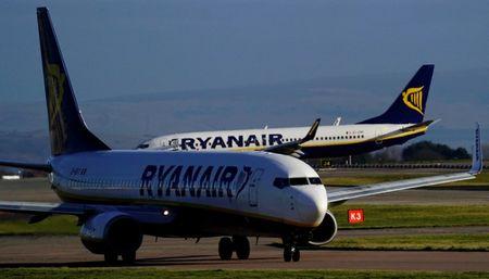 Ryanair annule 30 vols à cause d'une grève des pilotes irlandais