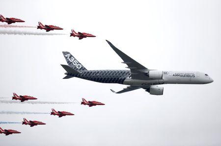 0.43 %106.940Airbus group : Vistara commande 50 appareils A320neo