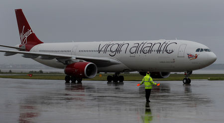 Marché : Virgin Atlantic près d'un accord pour reprendre Flybe, rapporte Sky News
