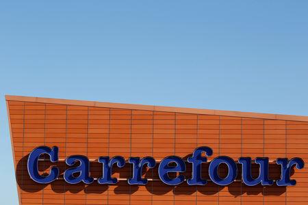 Carrefour envisage de céder une part de sa filiale chinoise