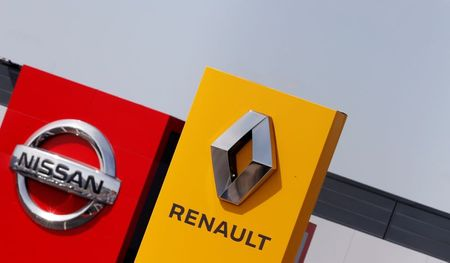 Renault trébuche en Bourse, l'alliance avec Nissan en question