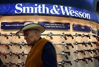 Smith & Wesson gagne 342% sur 5 ans, le double d'Apple.