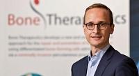 Thomas Lienard, PDG de Bone Therapeutics