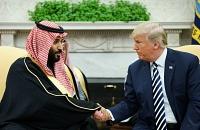 Trump vend un accord de limitation de production, le pétrole bondit