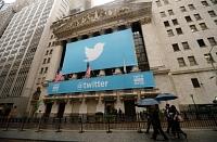 Twitter plonge en Bourse