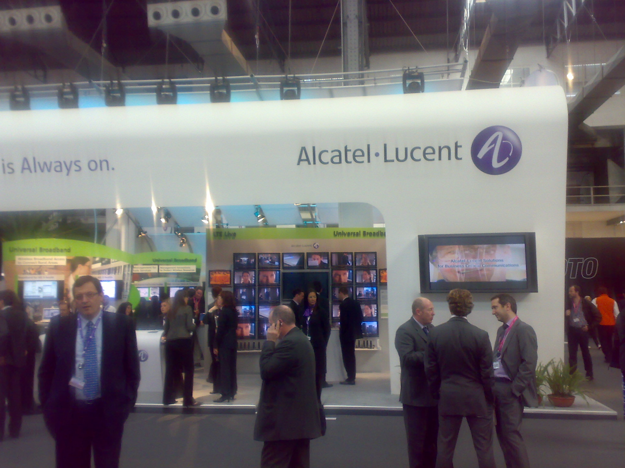 News Alcatel Lucent