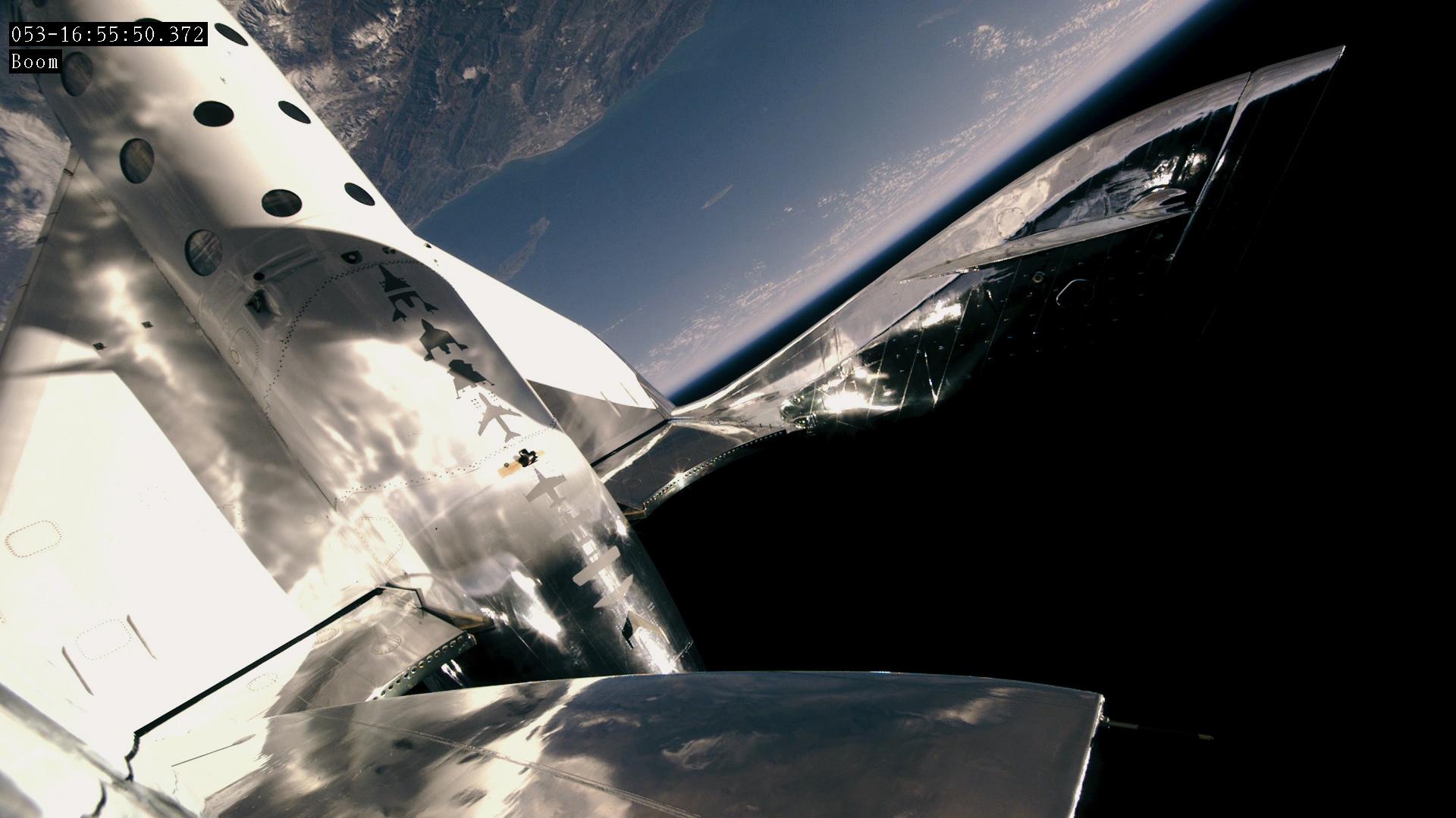 Profitant de l'emballement pour le tourisme spatial, Virgin Galactic surclasse Tesla à Wall Street