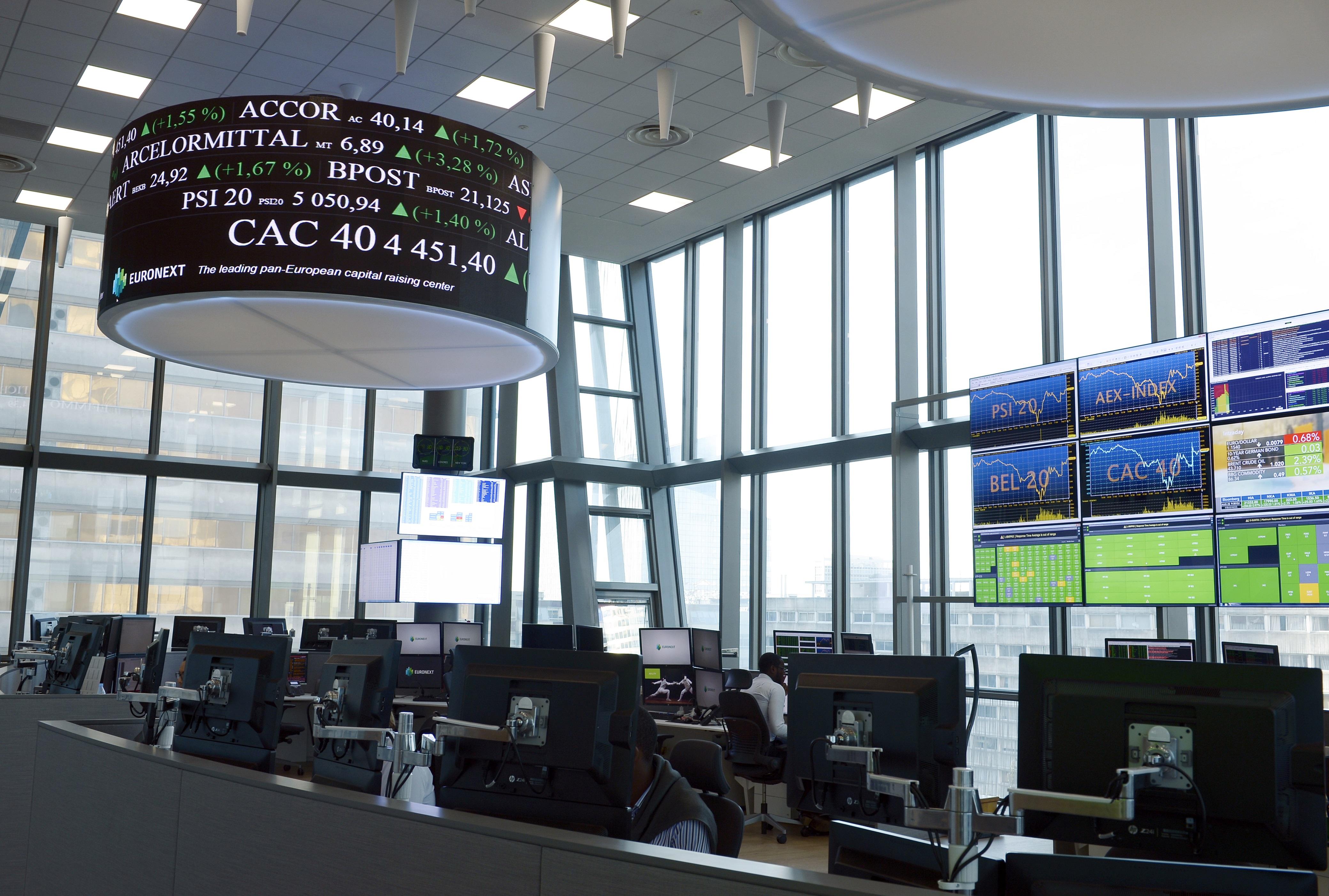 CAC 40 : L'indice parisien a ouvert la séance en baisse de -0.48%