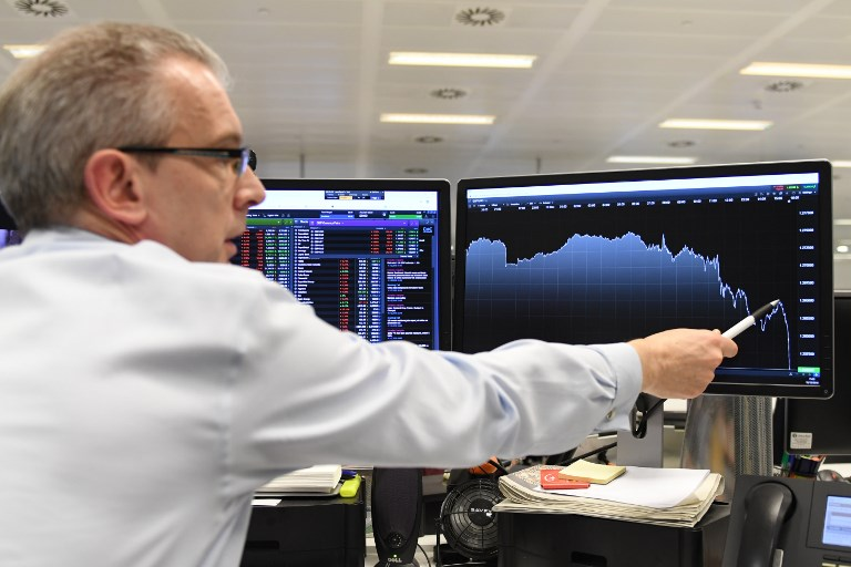 """CAC 40 : En attendant la signature de la """"Phase 1"""" d'un accord commercial, le marché parisien corrige"""