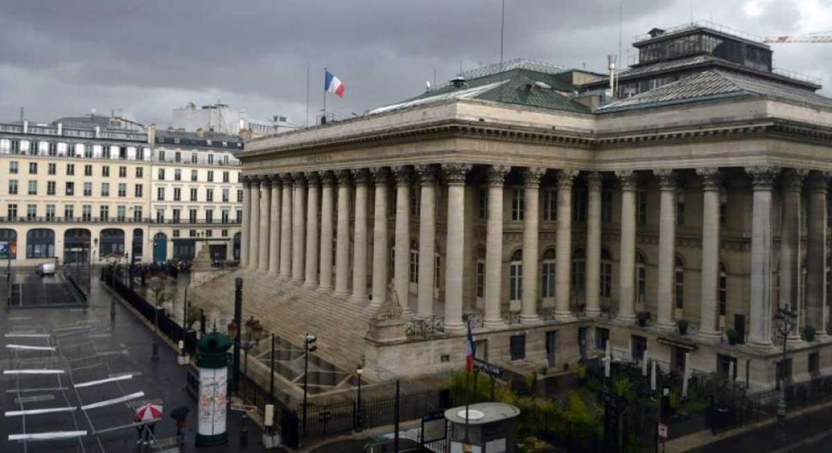 CAC 40 : Le marché parisien met déjà fin au trou d'air de la veille et regagne 1,4% mercredi