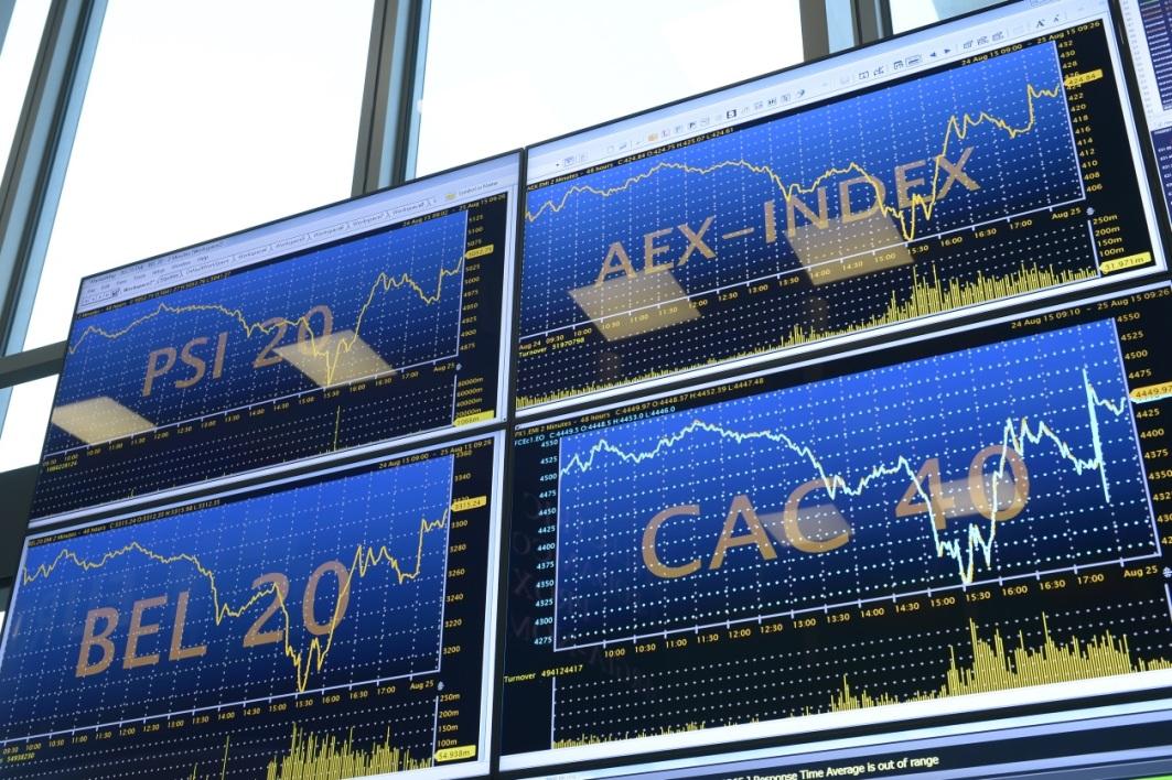 Cac 40 : La Bourse de Paris à la peine pour rester au-dessus des 5.000 points