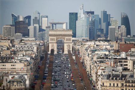 Net rebond de l'activité du secteur privé en août — France
