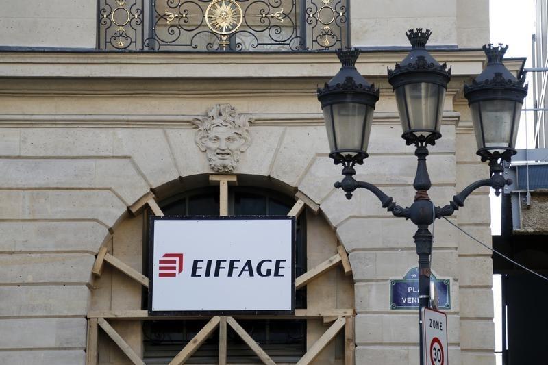 Eiffage acquiert le groupe Chris Vuylsteke
