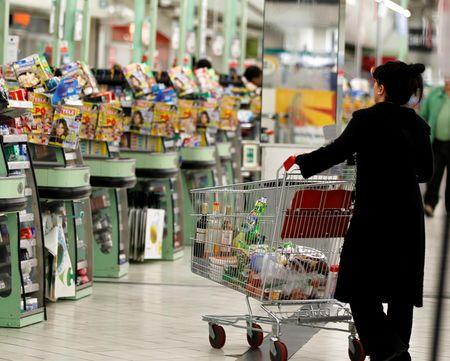 Les prix à la consommation reculent en septembre (-0,2%)