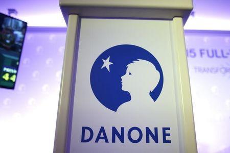 Danone confirme ses objectifs pour 2016 malgré un recul de l'activité trimestrielle