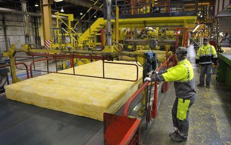 Croissance du secteur manufacturier — Zone euro