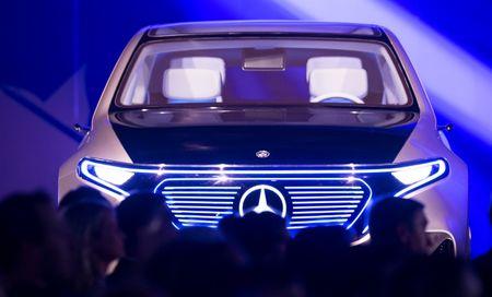 Volkswagen Daimler Et Baic Construiront Des Voitures