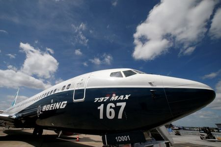 Boeing : a annoncé le lancement du 737 MAX 10