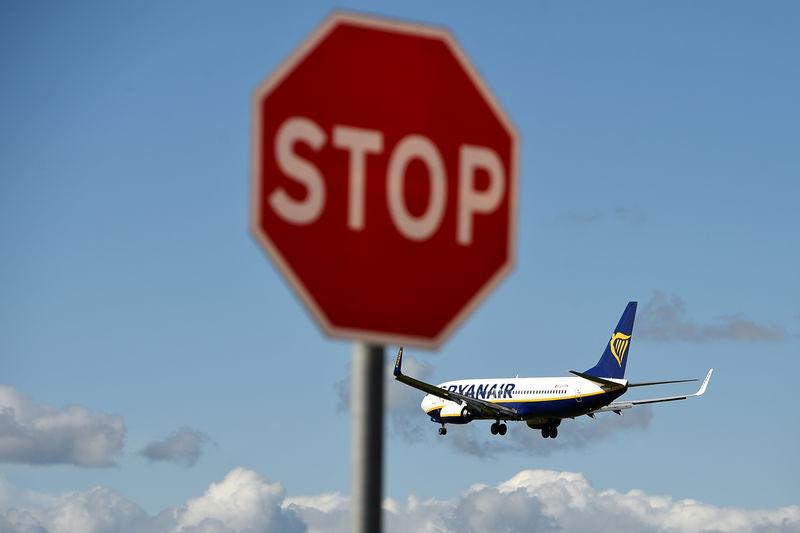 Ryanair annonce de nouvelles annulations jusqu'en mars: 400.000 passagers devraient être touchés