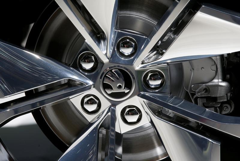 Volkswagen Vw Veut Limiter La Concurrence De Skoda Une