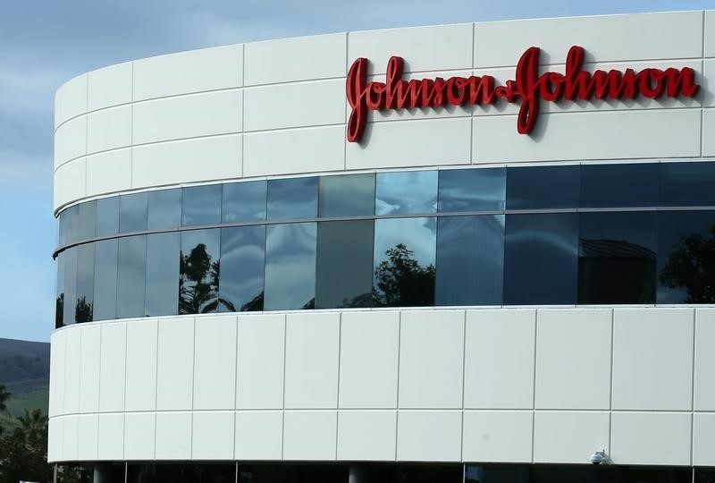Prévisions relevées — Johnson and Johnson