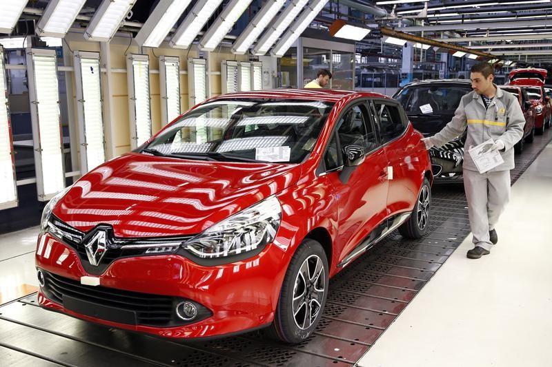 Hausse de 13,7% des ventes en octobre — Marché automobile français