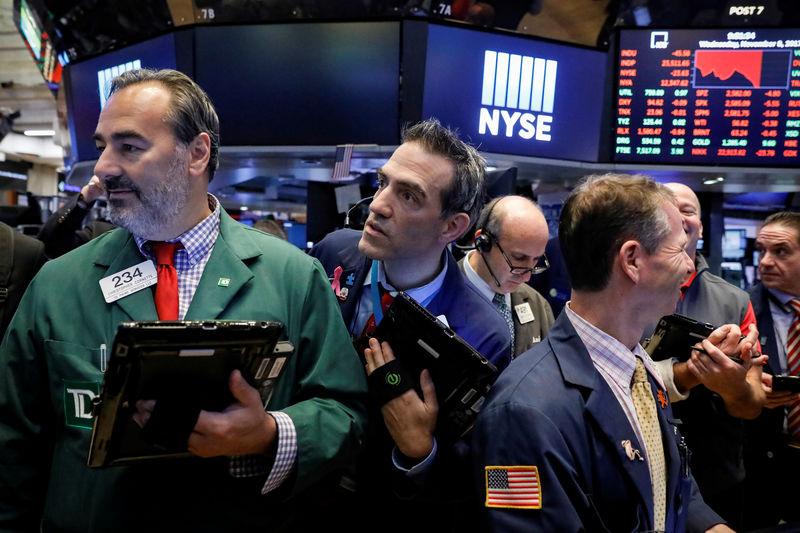 Les indices font de la résistance — Wall Street