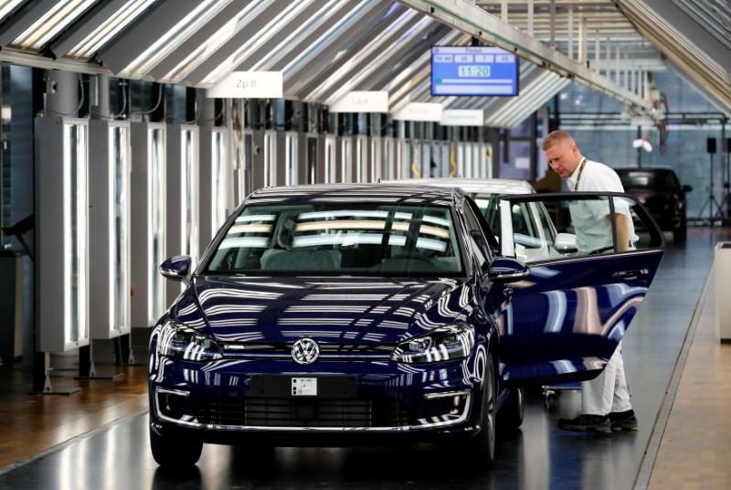 Volkswagen Volkswagen A Vendu 10 7 Millions De Voitures