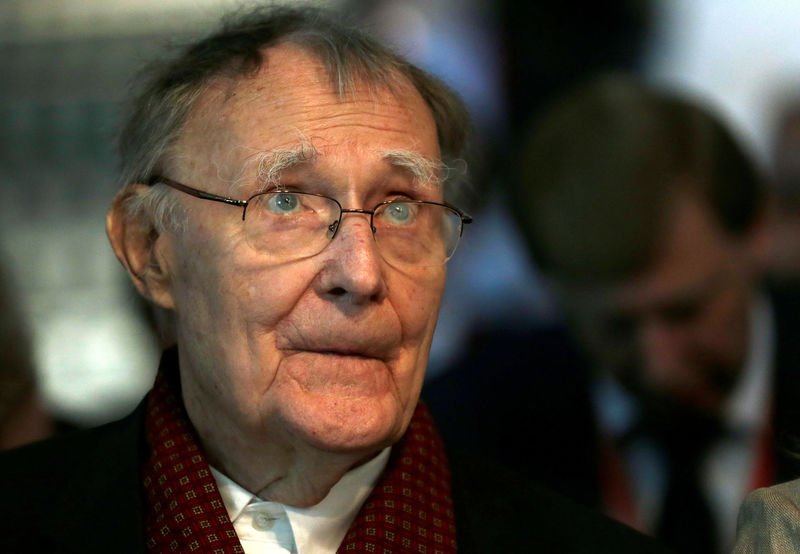 Mort du fondateur d'IKEA: une famille au passé sulfureux