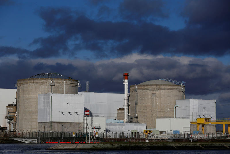 Un livre met en cause les centrales françaises — Sécurité nucléaire