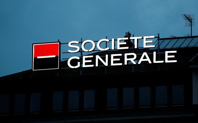 La banque dépasse les attentes au 4ème trimestre, l'action bondit — Societe generale